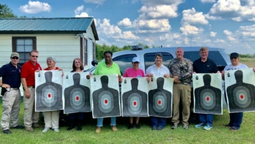 Swainsboro Police Department Hosts Civilian Weapons Course